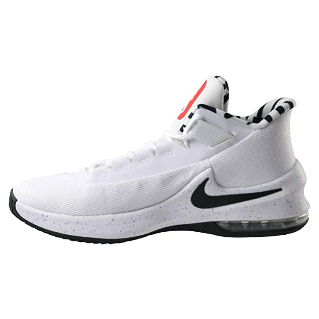 Nike Air Max Infuriate II JDI GS, Chaussures de Basketball