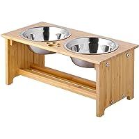 Amazon Best Sellers Best Dog Raised Bowls Amp Feeding Stations