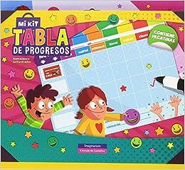 Mi kit tabla de progresos Imaginarium Circulo - Libros CAST ...
