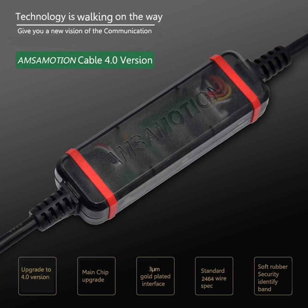 UWR00468-2 for Yaskawa Inverter Computer USB Port Programming Connection Cable Debugging Download Data Line FTDI Chip