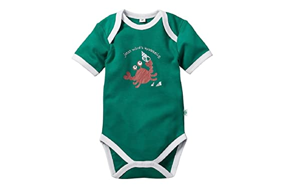 Werder Bremen GOTS Nachwuchs Baby Body