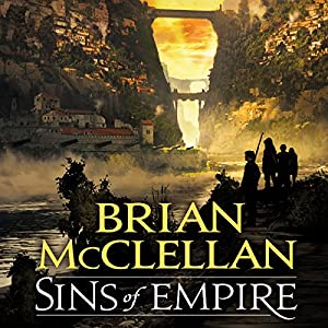 Sins of Empire Audiobook