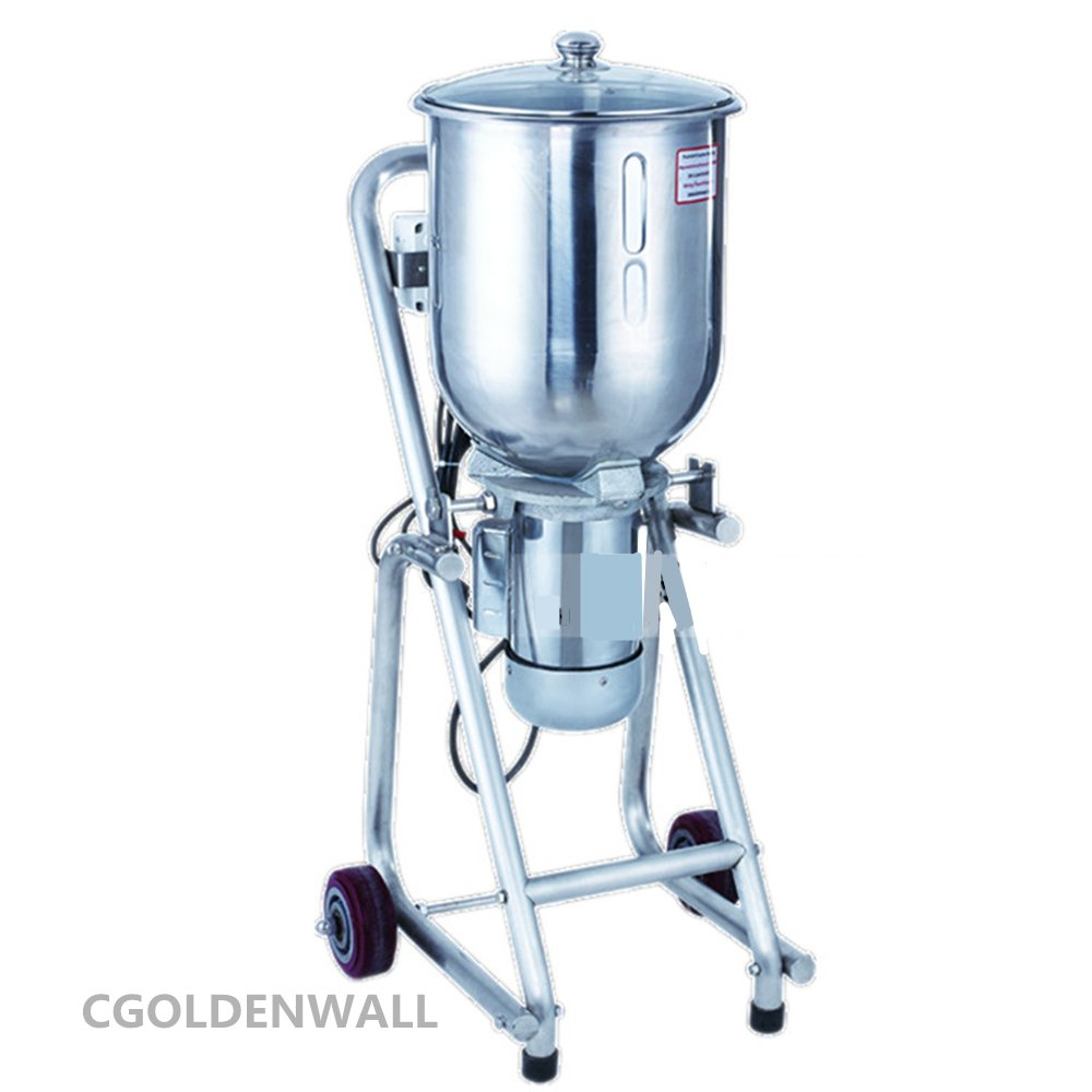 Commercial 30L Large Capacity Electric ice blender ice mixer Fruit & Vegetable Cutter Juice and ice Blender CE approved (Voltage:220V)