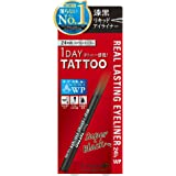 Cuore K-Palette 1 Day Tattoo Real Lasting Eyeliner 24H WP (Super Black)