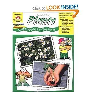 Plants, Grades 1-3 Don Robison, Jo Ellen Moore and Evan-Moor Educational Publishers