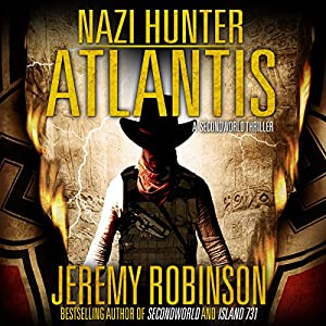 Nazi Hunter: Atlantis Audiobook