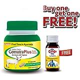Pitambari Gomutra Plus Capsules Get 30Ml Cureon Plus Oil Free