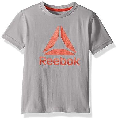 2f8000eb0af55 Reebok Boys' Big Logo T-Shirt