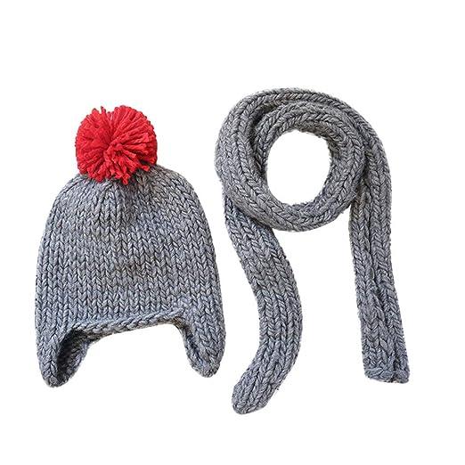 ec7b42251752 Sinfu Clearance! Toddler Kids Girl Boy Baby Infant Winter Warm ...