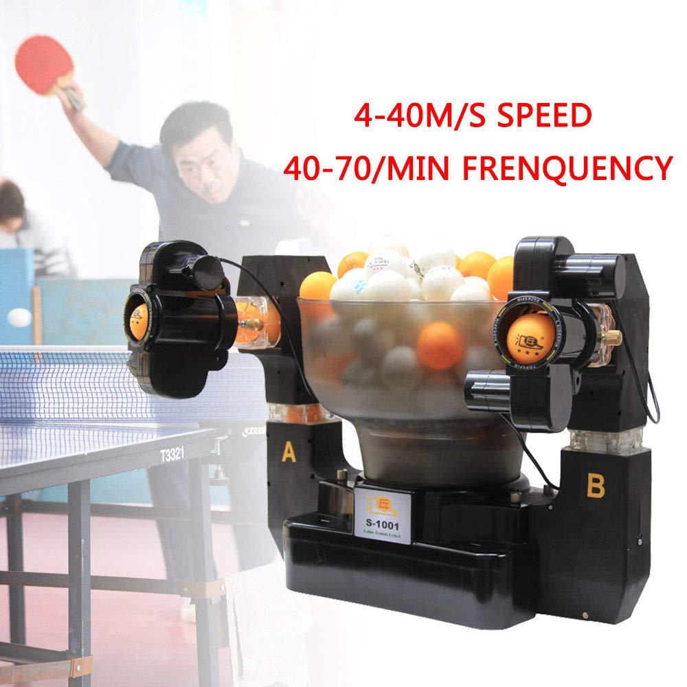 Amazon.com : XYOUNG Table Tennis Robot, Ping Pong Robot ...