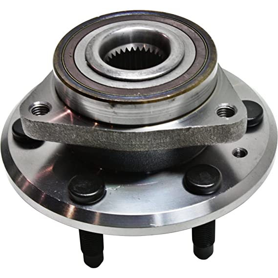 Wheel Hub and Bearing compatible with 2009-2015 Nissan Murano Rear Left or Right With ABS Encoder Wheel Studs