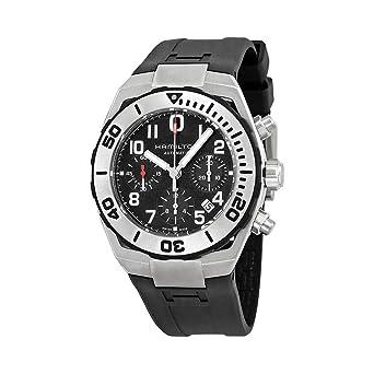 Hamilton Khaki Navy Sub Auto Chrono Men S Automatic Watch H78716333