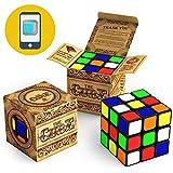 El Cubo: Gira más Rápido y es Más Preciso que el Original; Súper Durable Con Colores Brillantes; El Más Vendido 3x3 Speed Cube; 100% Garantía de Devolución de Dinero!