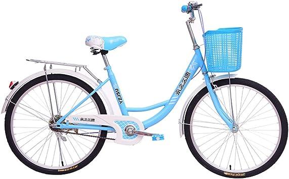 Rabbfay Las Bicicletas De 24 Pulgadas Las Mujeres, Urbano Al Aire ...