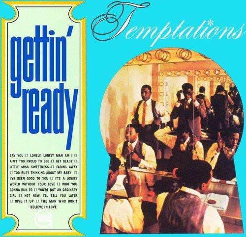 Vinilo : The Temptations - Gettin' Ready (Holland - Import)