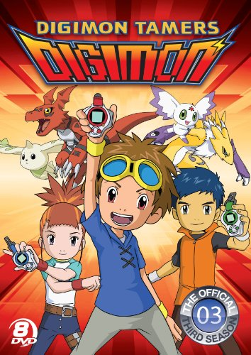 Digimon Tamers (Boxed Set, 8PC)
