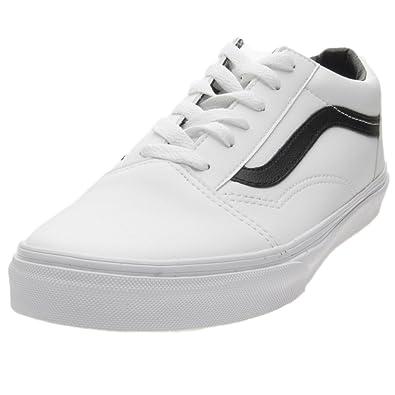 chaussure vans femme noir et blanc