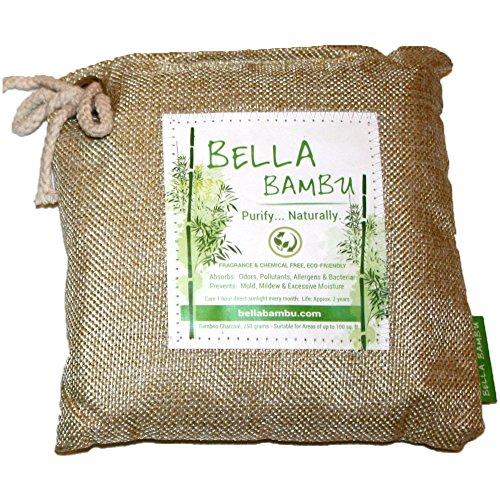 Bella Bambu Activated Bamboo Charcoal