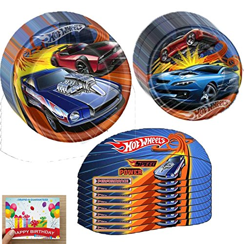Hot Wheels Treat (Hot Wheels Party Pack Bundle)