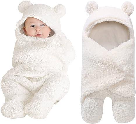 Newborn Infant Baby Boy Girl Swaddle Sleeping Bag Wrap Blanket Photography Prop
