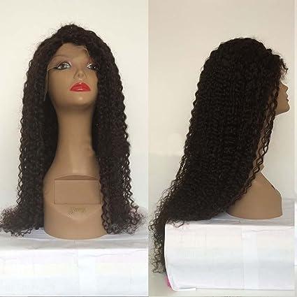 MZP Estilo de moda de la capa de pelo verdadero antes de la peluca ...