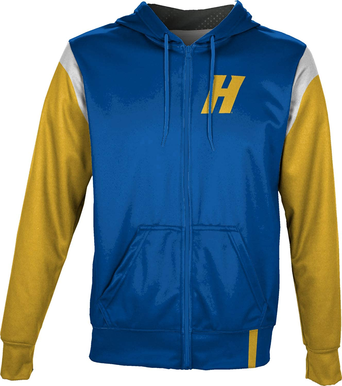ProSphere Hofstra University Mens Full Zip Hoodie Tailgate