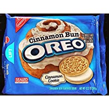 CINNAMON BUN Oreo Cookies - Limited Edition (4 pak)