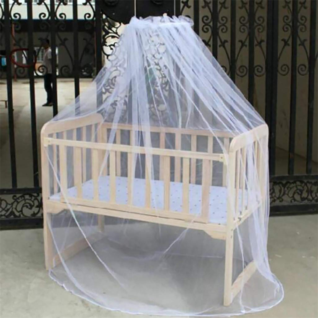 WEILYDF Summer Mosquito Net Mesh Dome Bedroom Curtain Nets Infants Portable Canopy Kids Bed Accessories