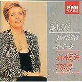 Bach: Partitas 3,5 & 6