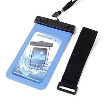 Decrescent Kosee Funda Protectora Universal Impermeable para Lector de Libros Electrónicos para Samsung Galaxy Note 5