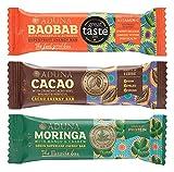 (Mixed Case 15 Bars) Aduna Organic Raw Energy Bars