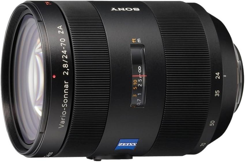 Sony Vario Sonnar T 24 70mm F2 8 Za Ssm Carl Zeiss Kamera