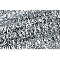 Knorr Prandell 8476713Pipe Cleaners–50cm x 8mm Diameter, Silver