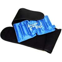 Burn Fat With Cold - Abdominal Cooling Belt Icinger Power 450G - Better Than Electric Belts