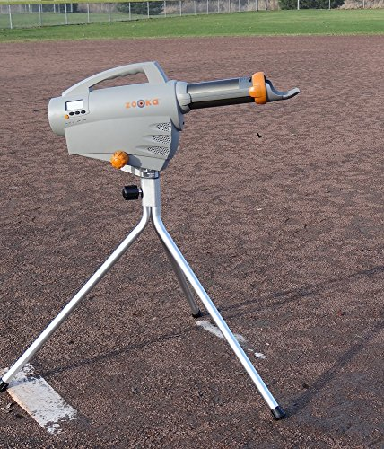 Zooka: ZS720 Pitching Machine with Tall Tripod