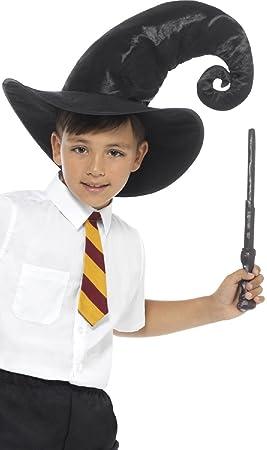 Kids Wizard Fancy Dress Children Book Day Costume Full Set World Book Week