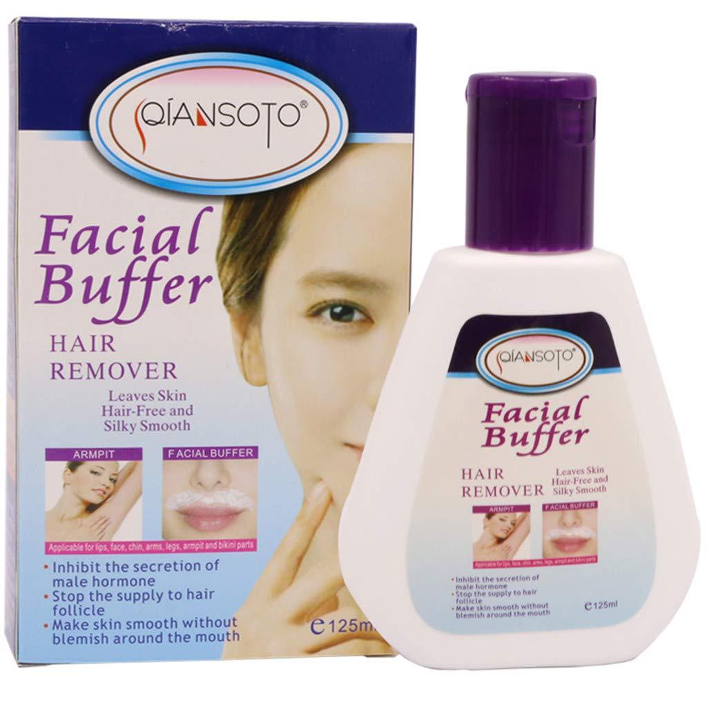 Amazon.com: Crema de afeitado para eliminar el cabello ...