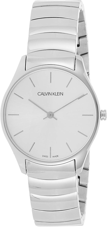 Calvin Klein Reloj de Vestir K4D22146