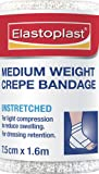 Elastoplast  - Crepe Bandage - medium weight 7.5cm x 1.6m