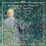 アッテルベリ/ラングストレム:弦楽四重奏曲集(Atterberg / Rangstrom: String Quartets)