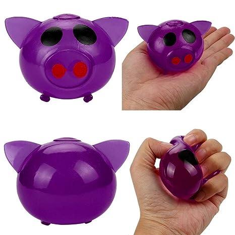 Amazon.com: judysen Anti Stress Decompression Splat Ball ...