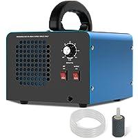 Ozongenerator 28,000 mg/h, ozongenerator luchtreiniger/ontgeurder met 120 minuten timer, O3-ozongenerator met hoge…