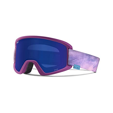 Amazon.com : Giro Dylan Snow Goggles - Women\'s Berry Stonewashed ...