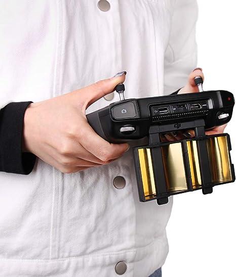 Opinión sobre Tineer Amplificador de señal Plegable, Amplificador de Rango de señal de Antena Mejorada para dji Smart Controller Mavic 2 Pro & Zoom RC Drone