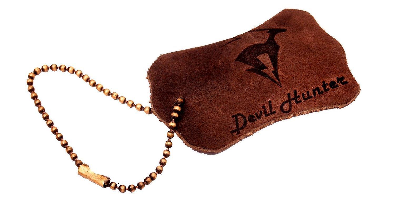 DH Genuine Soft Buffalo Leather Tote Bag Elegant Shopper Shoulder BagSALE by Devil Hunter (Image #5)