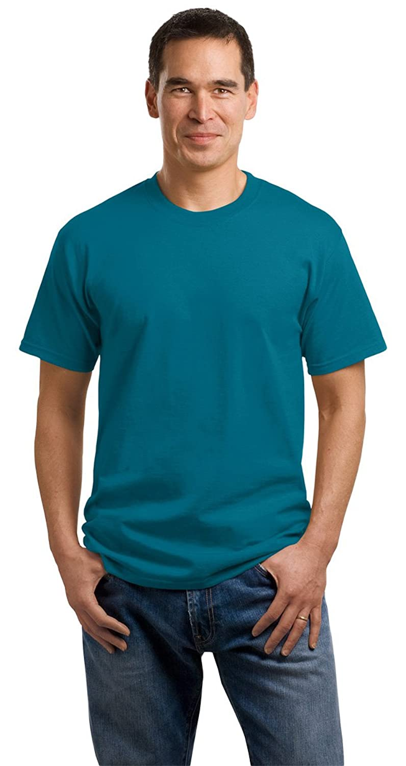 Port & Company Men's Athletic Classic Cotton T-Shirt_Teal