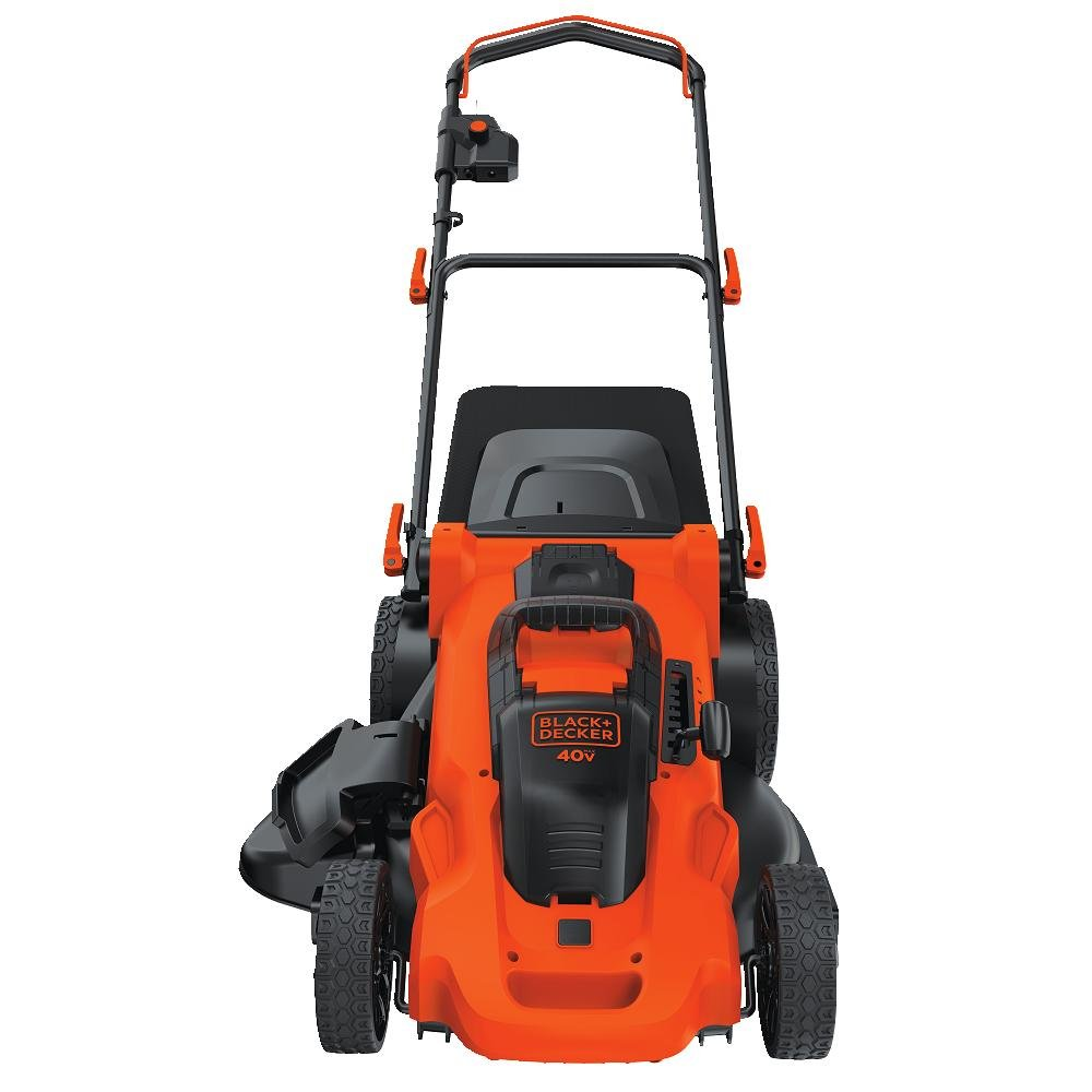 BLACK+DECKER CM2040 40V Lithium 3-in-1 Cordless Mower, 20""