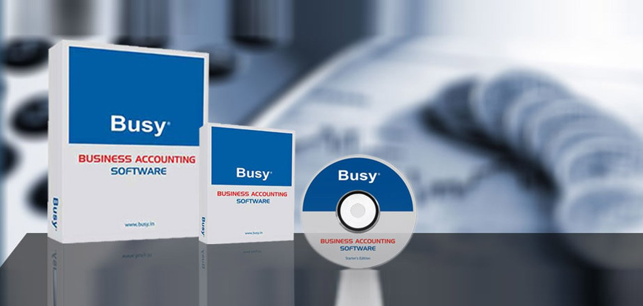Busy Busy Accounting Software Standard Edition - V 17 (CD)
