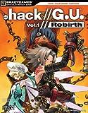 .hack//G.U., Vol. 1//Rebirth - BradyGames Official Strategy Guide