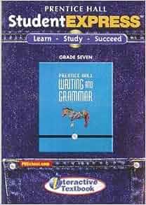 Prentice Hall Grammar Workbook, 3rd Edition